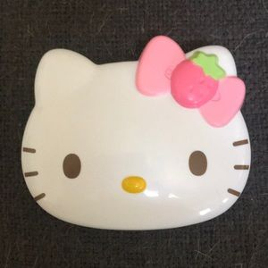 Hello Kitty cookie shaper